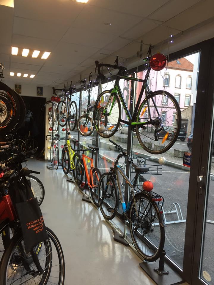 03 boutique spécialisée en vente de vélo à Colmar | Cycles et Sports 68