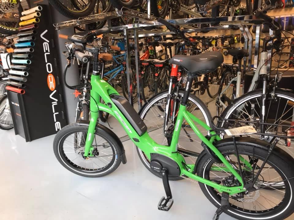 07 boutique spécialisée en vente de vélo à Colmar | Cycles et Sports 68