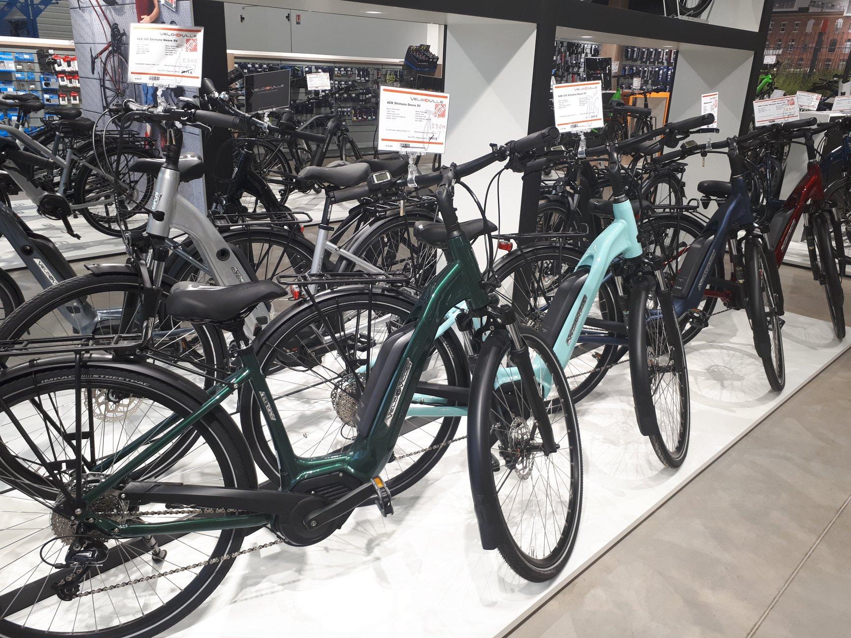 09 boutique spécialisée en vente de vélo à Colmar | Cycles et Sports 68