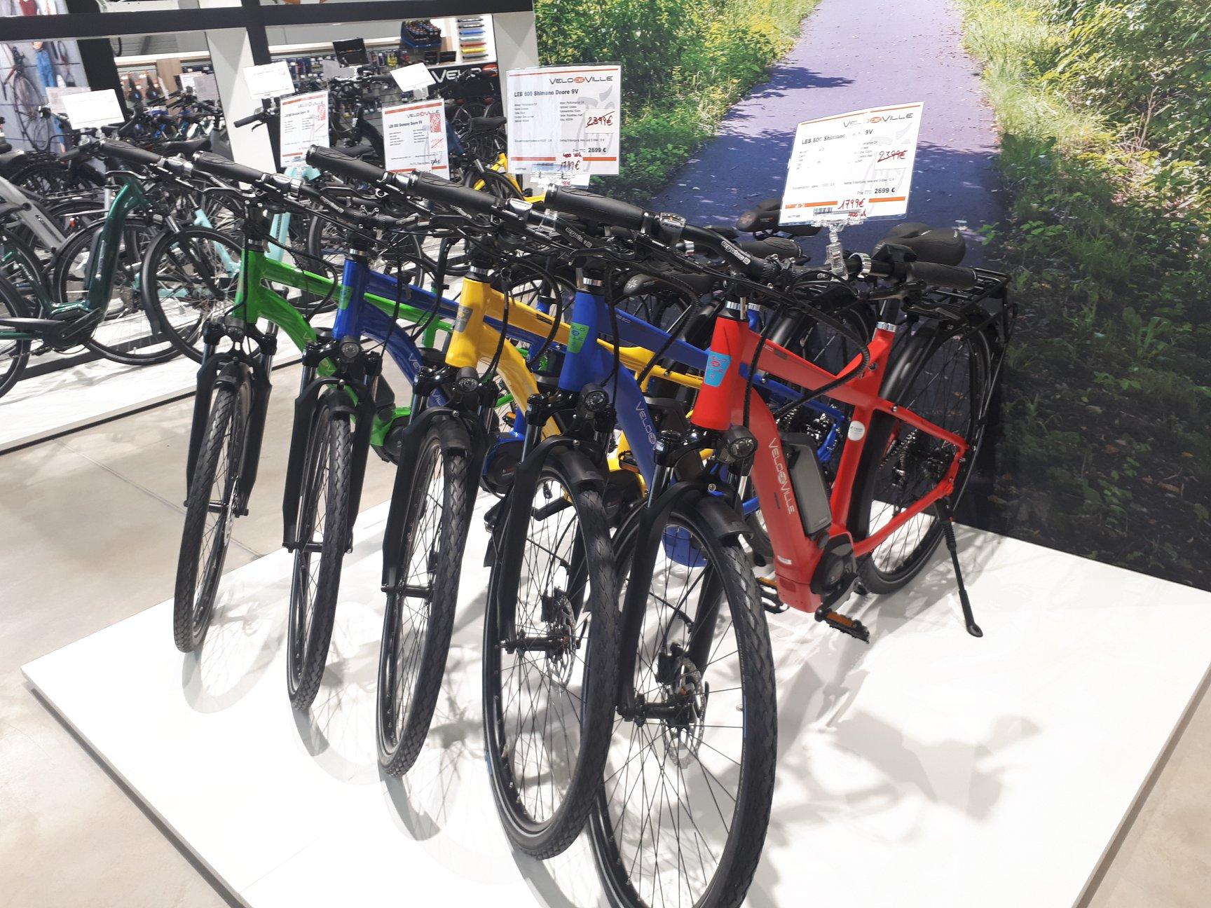 11 boutique spécialisée en vente de vélo à Colmar | Cycles et Sports 68