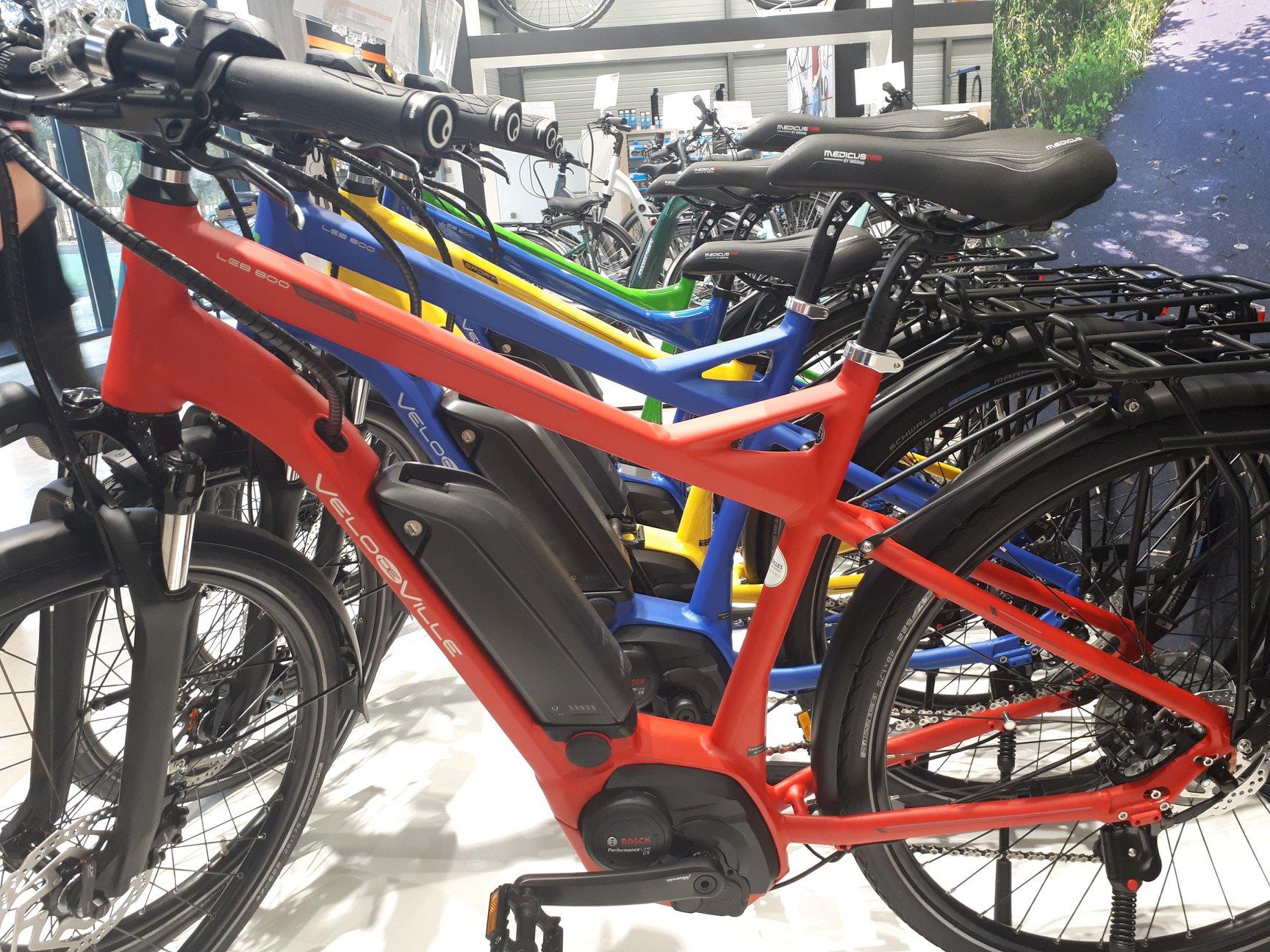 12 boutique spécialisée en vente de vélo à Colmar | Cycles et Sports 68