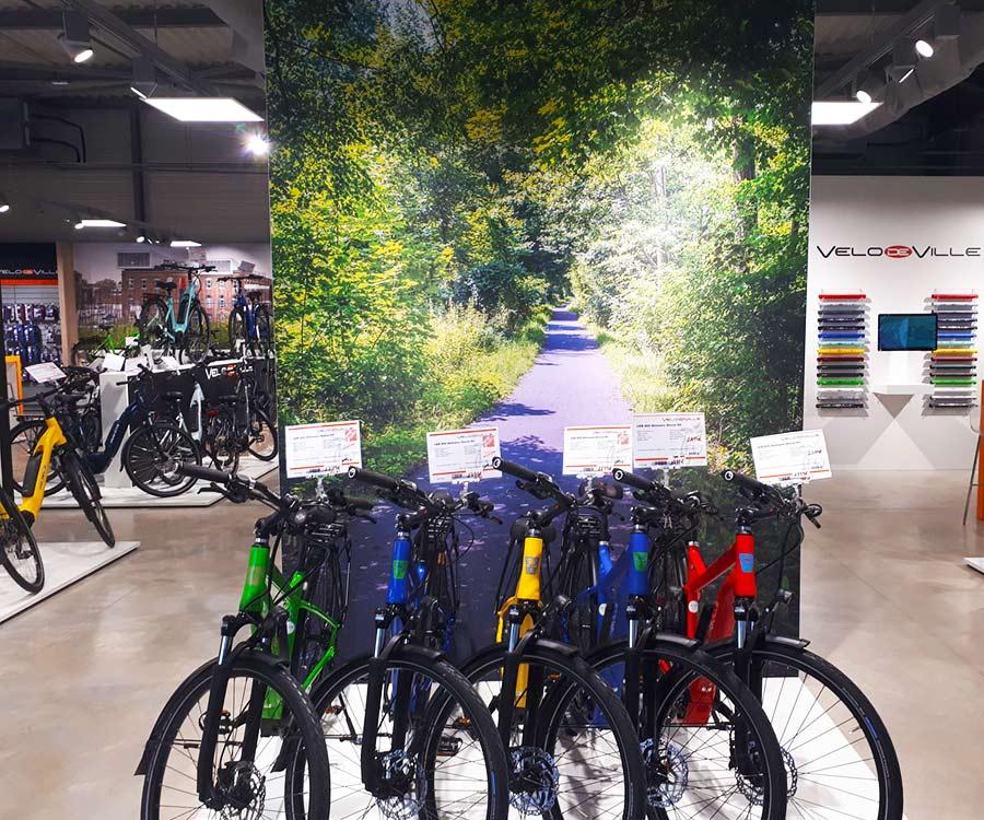 Trouvez votre bicyclette dans notre point de vente de vélo à Colmar | Cycles et Sports 68