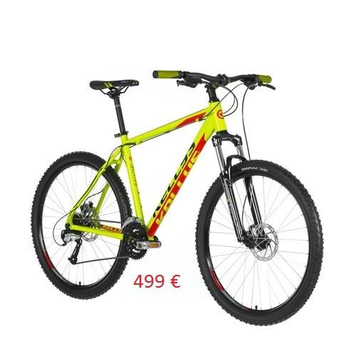Madman 50 jaune 27.5